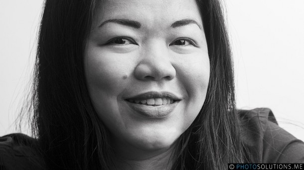Winnie - Production Manager Without Winnie, photosolutions would no doubt collapse into pure chaos. Winnie, is a talented producer - grounded, organized and realistic. Winnie whips the team into shape on a daily basis – dealing with creatives is no walk in the park. Skills learnt with her gorgeous toddler Sam have certainly come in useful with this team! Winnie hails from the Phillipines and is known for her glamorous style and fabulous high heels.