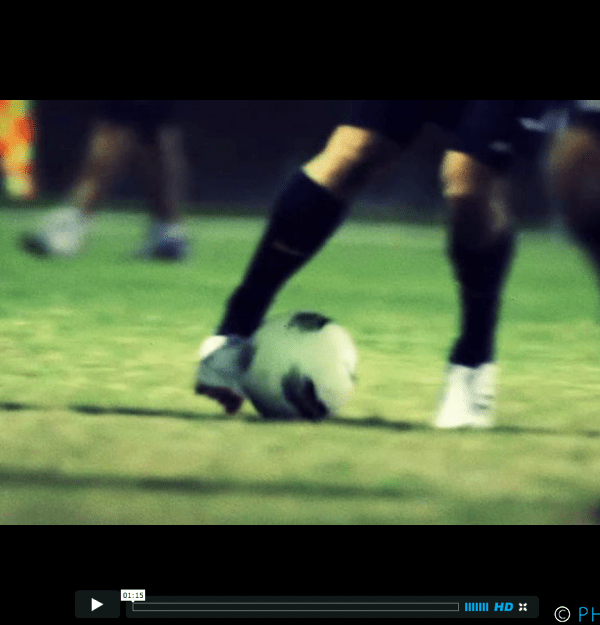 Promo Video for Emirates NBD Football Tournament