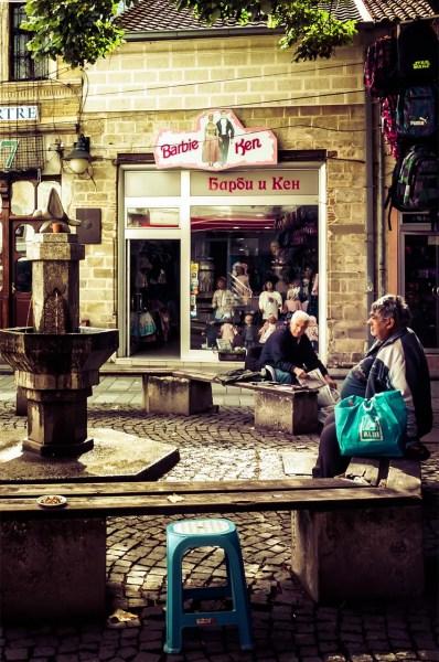 Bitola bazaar