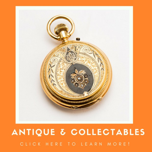 antique collectables mobile onsite photography