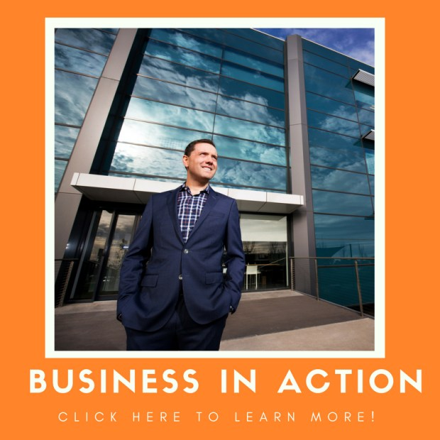 Business in Action Photography