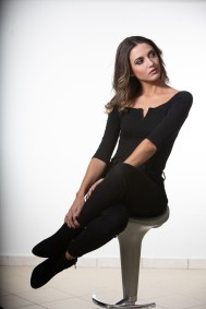 Clothes photography in studio