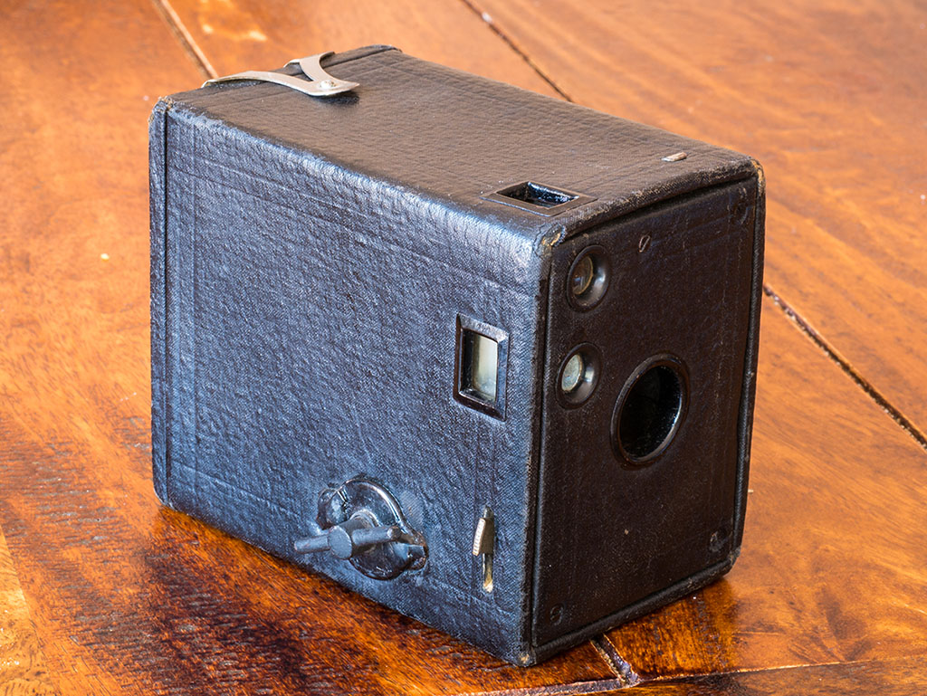 Kodak No. 0 Brownie Model A