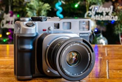 Mamiya 7, N 80mm f/4 lens