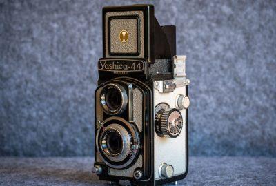 Yashica 44A