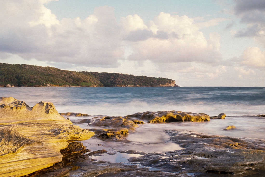 La Perouse, Sydney. Nikon F3, Nikkor 35mm f/2.8 ai, Kodak Ektachrome E100