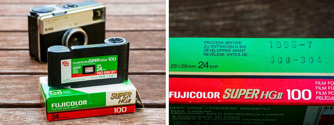126 Film Cartridge
