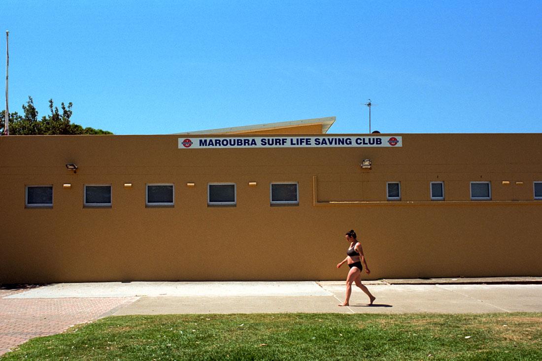 Maroubra Beach, Nikon F2, Nikkor-S 35mm f/2.8 Auto, Kodak Ektar 100