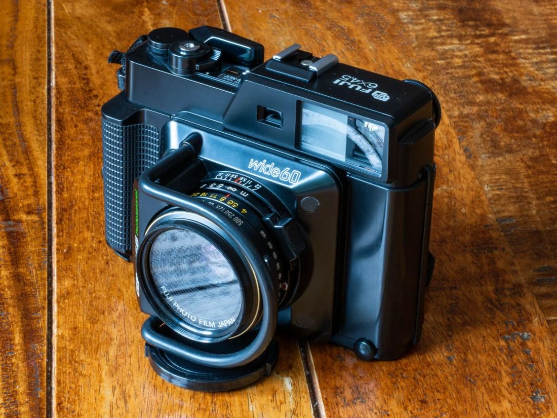 Fuji GS645S Wide60 Professional