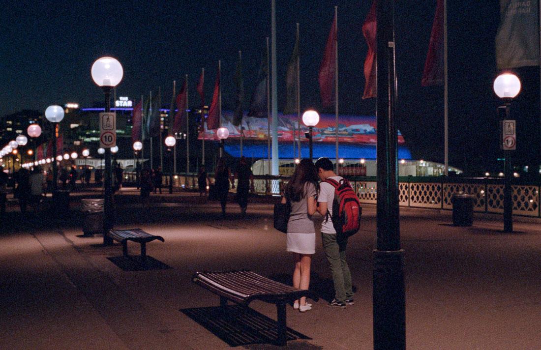 Intimate directions   Nikon F70   Nikkor 50mm f/1.8 AF  Fujifilm Natura 1600