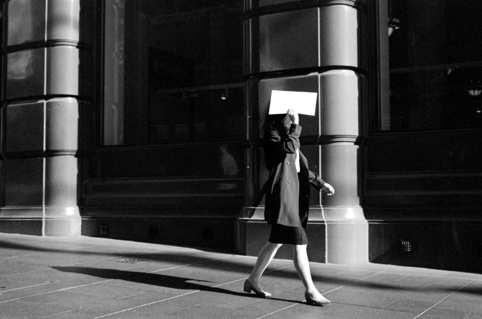 Sun shade | Nikon F3 | Nikkor 50mm f/1.8 AF | JCH Street Pan 400