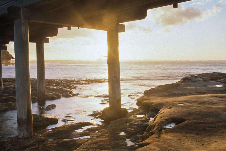 La Perouse | Nikon F3 | Nikkor 35mm f/2.8 Ai | Kodak Ektachrome E100