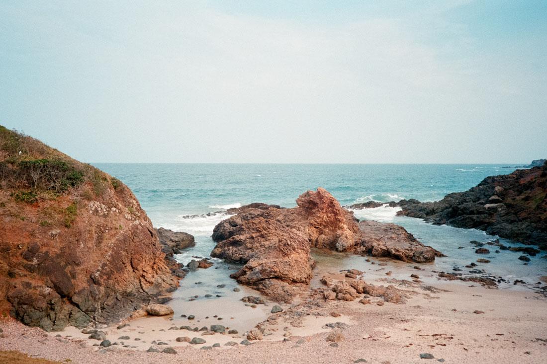 Nobbys Beach   Canon Sure Shot A1   Kodak Ultramax 400