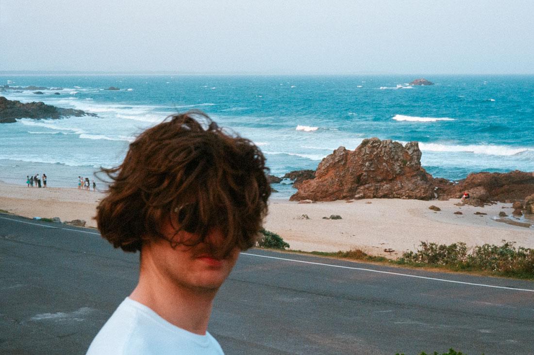 Matt under the hair | Pentax Espio 80V | Kodak Ultramax 400