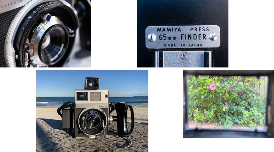 Mamiya Press Super 23