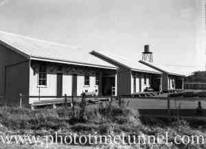 New Lambton South school, April 17, 1944. (1)