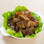 【五香炆牛腩粒】下載即用超方便餐牌相片