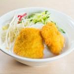 【吉列魚柳米線】的餐飲業界向產品