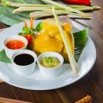 【東南亞風味海南雞半隻及醬料】比自己拍攝更便宜的食物相片方案