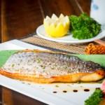 【東南亞風味燒青魚柳】下載即用超方便餐牌相片
