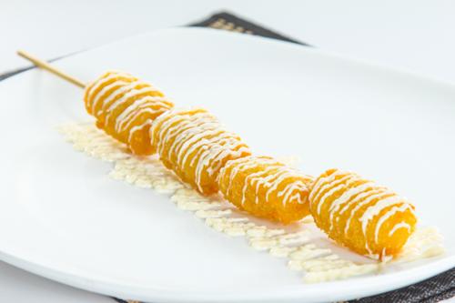 【沙律醬炸雞塊串燒】可以下載的食物相