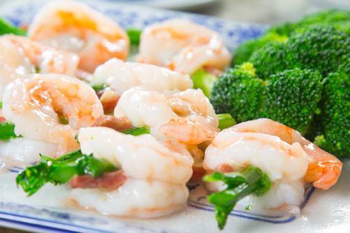 【鮮蝦蘆筍炒蝦球】大量美味畫像盡情用
