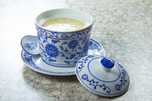 【傳統中式雪耳蛋花糖水】給餐館的好用素材