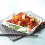 【中式大排檔小菜菠蘿甜酸咕嚕肉】的餐飲業界向產品