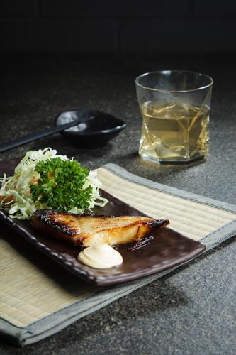 【地道和風燒物銀雪魚西京燒】所見即所得餐飲業界向產品