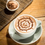 香り高いチョコレートコーヒー