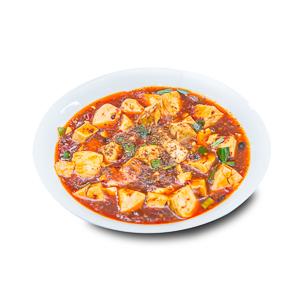 chili tofu