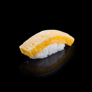 【玉子壽司】印刷級的退地去背美食相