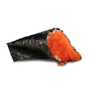 【蟹子手卷】影食物相唔駛問幾錢