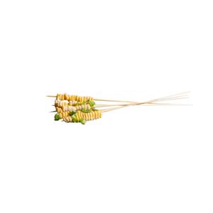 【粟米粒串燒】雜誌級數但便宜到發笑的食物素材