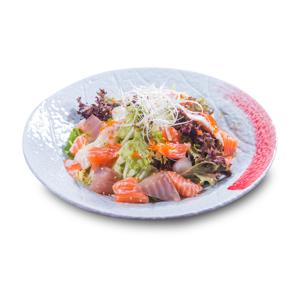 【生魚片沙律】比自己拍攝更便宜而且已經處理好的食物相片方案