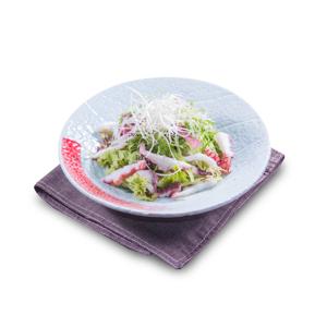 【章魚沙拉】餐飲業界製作餐牌本向的方便產品