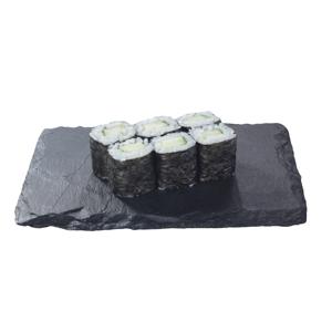 青瓜小卷壽司的去背退地食物素材相片