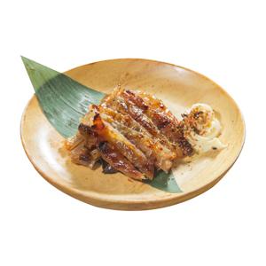 【燒魚乾小吃】已剪去背景飲食業專用素材圖像