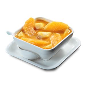 橙肉桃肉芒果露的去背退地食物素材相片