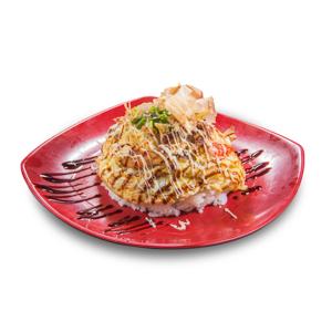 【蒲燒鰻魚滑蛋飯】已剪走背景可以下載即用的食物相