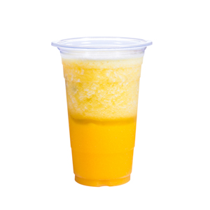 【外賣膠杯裝橙汁】避免浪費食物不用自己再去拍