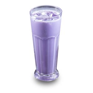 冰芋頭飲品的去背退地食物素材相片