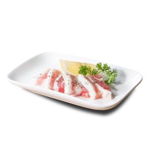 【生五花肉黑胡椒】專業食物攝影師的餐牌設計用圖片庫