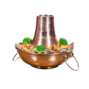 鮑魚海鮮鍋的去背退地食物素材相片