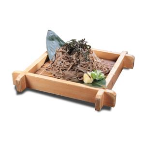 傳統日式冷蕎麥麵的去背退地食物素材相片
