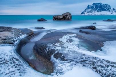 Frost in Uttakleiv