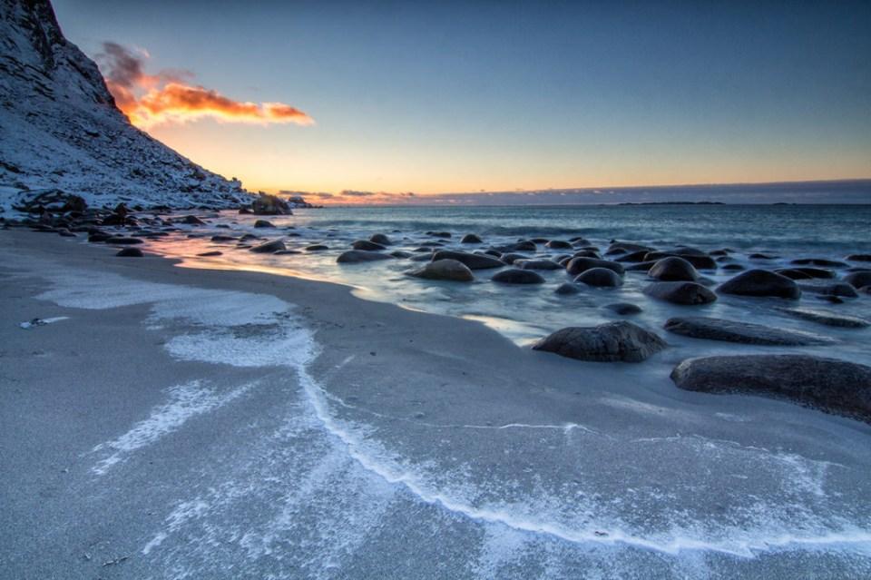 Salty Crust   © Thomas Strupler