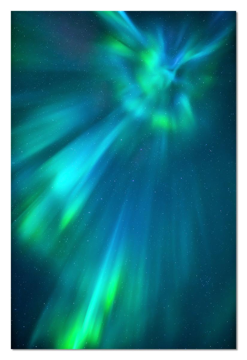 Aurora Flash  © Reinold Gober