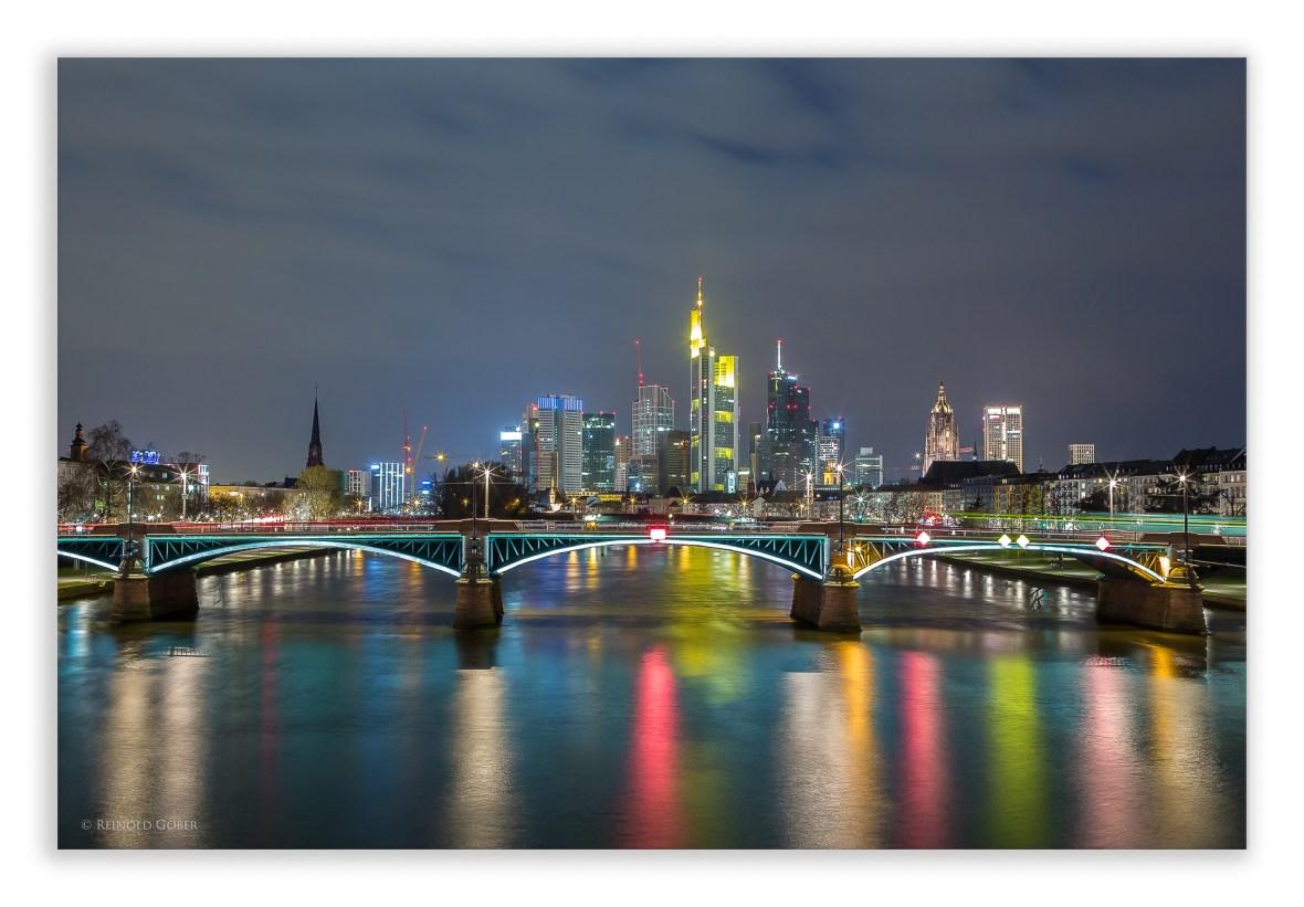 Frankfurt Skyline  © Reinold Gober