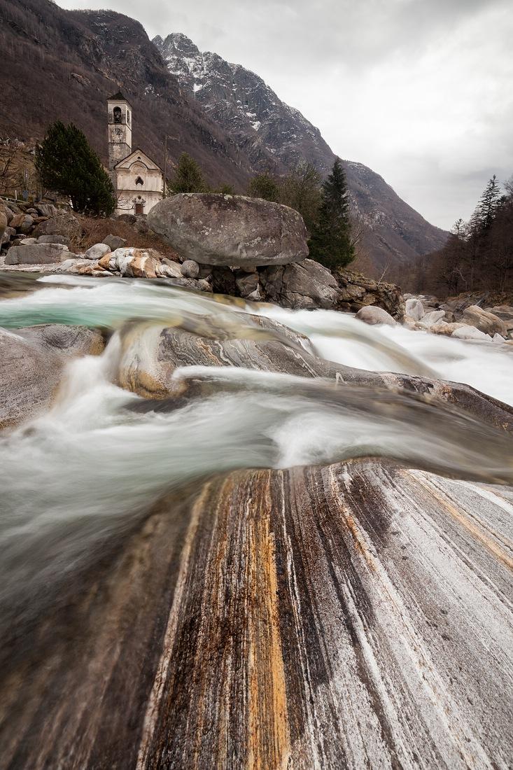 Valle Verzasca - ©Raik Krotofil